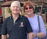 In Solvang, We and Two Other Couples Celebrate Our Golden Year