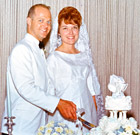 Our Journey Together Started 51 Years Ago with a Piece of Cake